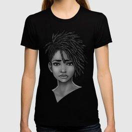 Locs style T-shirt