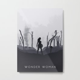 Wonder Metal Print