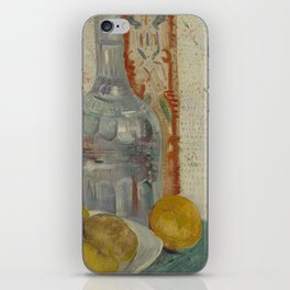 Carafe and Dish with Citrus Fruit iPhone Skin