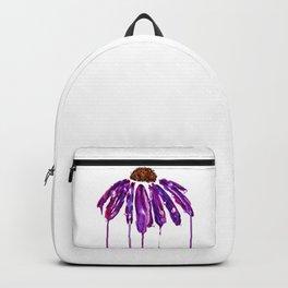 Purple Coneflower Backpack