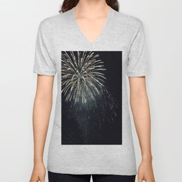 Light It Up Unisex V-Neck