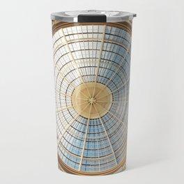 Circles Within Circles Travel Mug