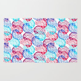 Brain Colors Rug