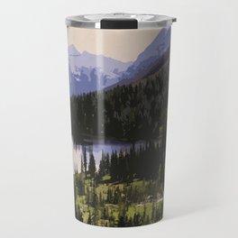 Waterton Lakes National Park Travel Mug