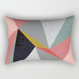 Canvas #3 Rectangular Pillow