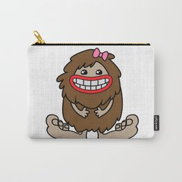 Cute Bigfoot Carry-All Pouch