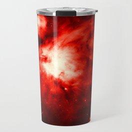 Orion NeBULA : Red Travel Mug