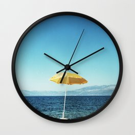 Croatia Collection - #1 Wall Clock