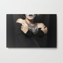 Luxury Metal Print