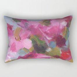 Morning Cosmos Rectangular Pillow