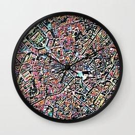 Milan Wall Clock