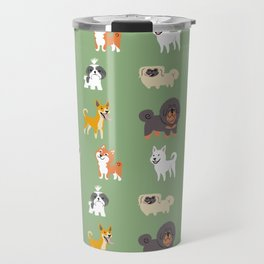 ASIAN DOGS Travel Mug