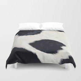 Cow Skin Duvet Cover