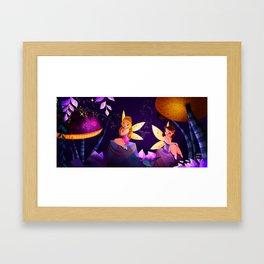 Fairies Framed Art Print