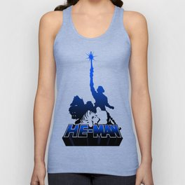 By the Power Unisex Tank Top