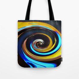 Swirling colors 03 (Swirl) Tote Bag