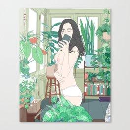 Paniz Canvas Print