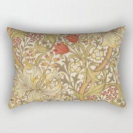 """John Henry Dearle """"Golden Lily"""" 2. Rectangular Pillow"""