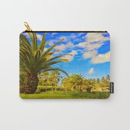 Hawaiian warmth Carry-All Pouch