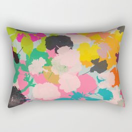 cherry blossom 6 Rectangular Pillow