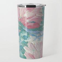 Ninfee. Waterlilies. Nynphéas Travel Mug