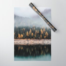 Forest Photography Wrapping Paper