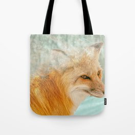 Spirit Fox Tote Bag