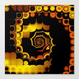 TGS Fractal Abstract 3 Canvas Print