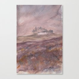 Skiddaw House Cumbria Canvas Print