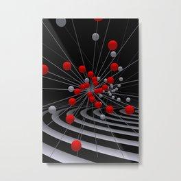 Moebius transformations Metal Print