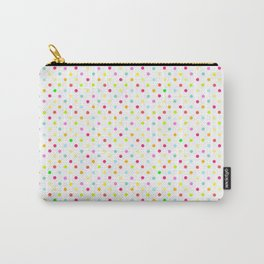 Polka Dot Pattern Carry-All Pouch