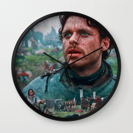 Robb. Wall Clock