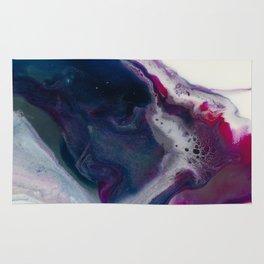 In Bloom - Resin art Rug