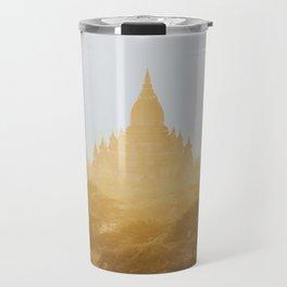 Bagan Temples II Travel Mug
