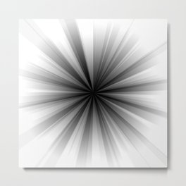 Spiral Design 1 Metal Print