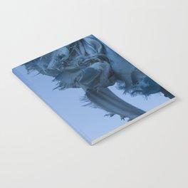 Sacred Blue Notebook