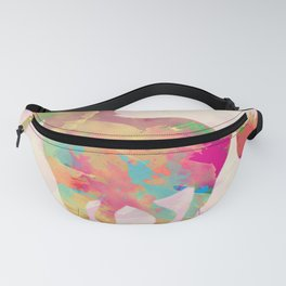 Abstract horse Fanny Pack