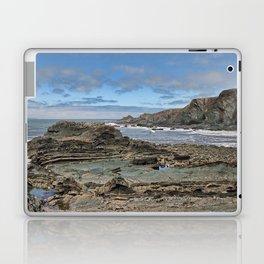 Hartland Quay Coast Laptop & iPad Skin
