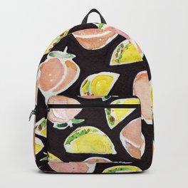 Peach & Taco Backpack