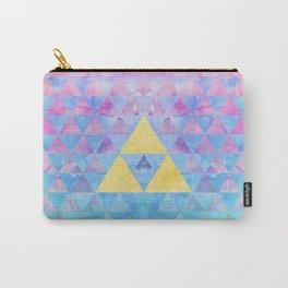 Zelda Geometry Carry-All Pouch