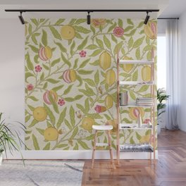 """William Morris """"Fruit or Pomegranate"""" 1. Wall Mural"""