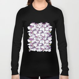 a lot of unicorns Long Sleeve T-shirt