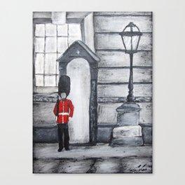 U.K Canvas Print
