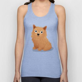 Norwich Terrier - Cute Dog Series Unisex Tank Top