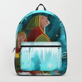 Solas Frees the Elves Backpack