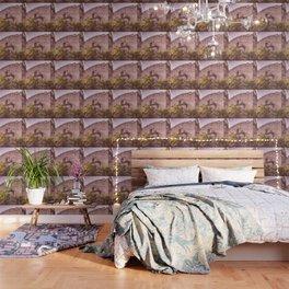 Palm Tree Summer - The Alamo Wallpaper