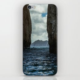 Kicker Rock Galapagos iPhone Skin