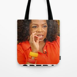 Doperah Winfrey Tote Bag