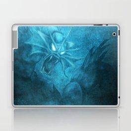 Gyarados Attacking a Pirate Ship Laptop & iPad Skin