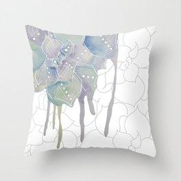 Adapt Pattern Throw Pillow